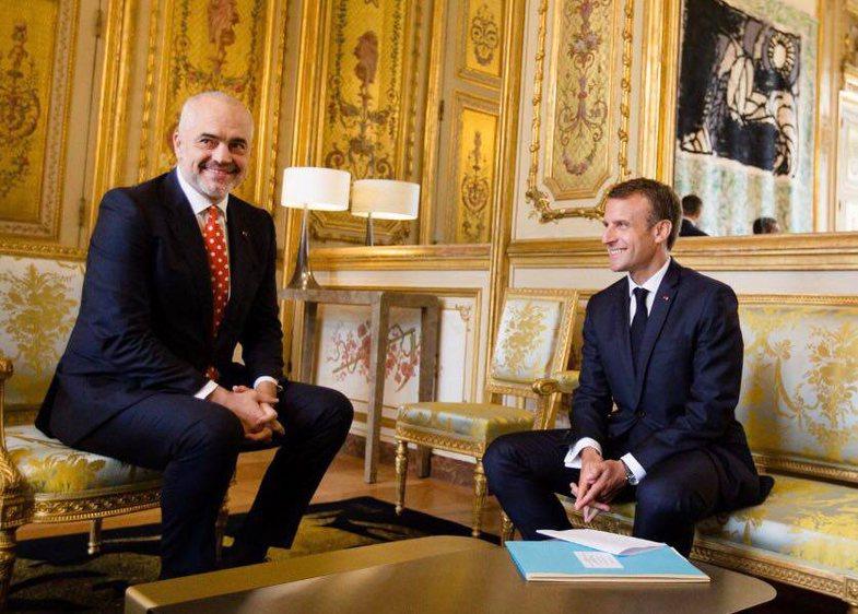 Pas gafave të djeshme, Macron i kërkon ndjesë kryeministrit Rama!