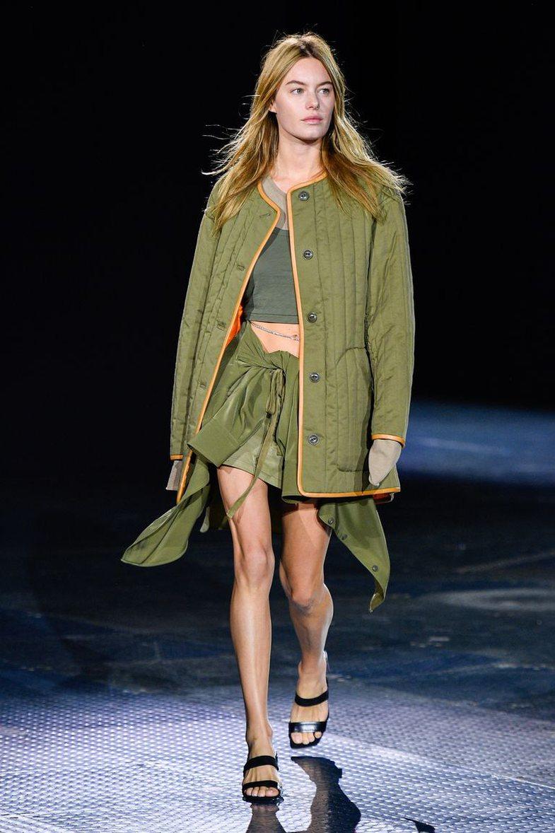 Veshjet më të bukura nga New York Fashion Week