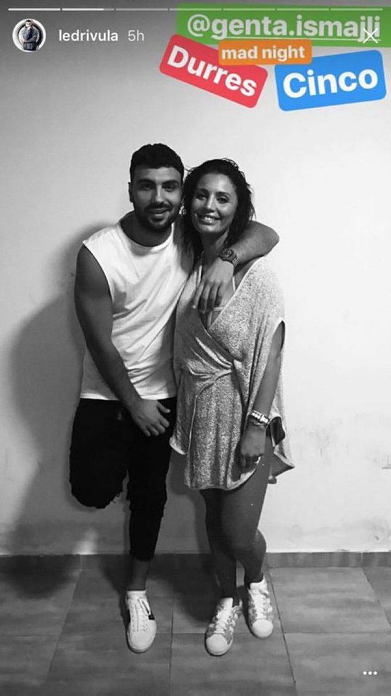 Genta Ismajli pregnant? The singer answers