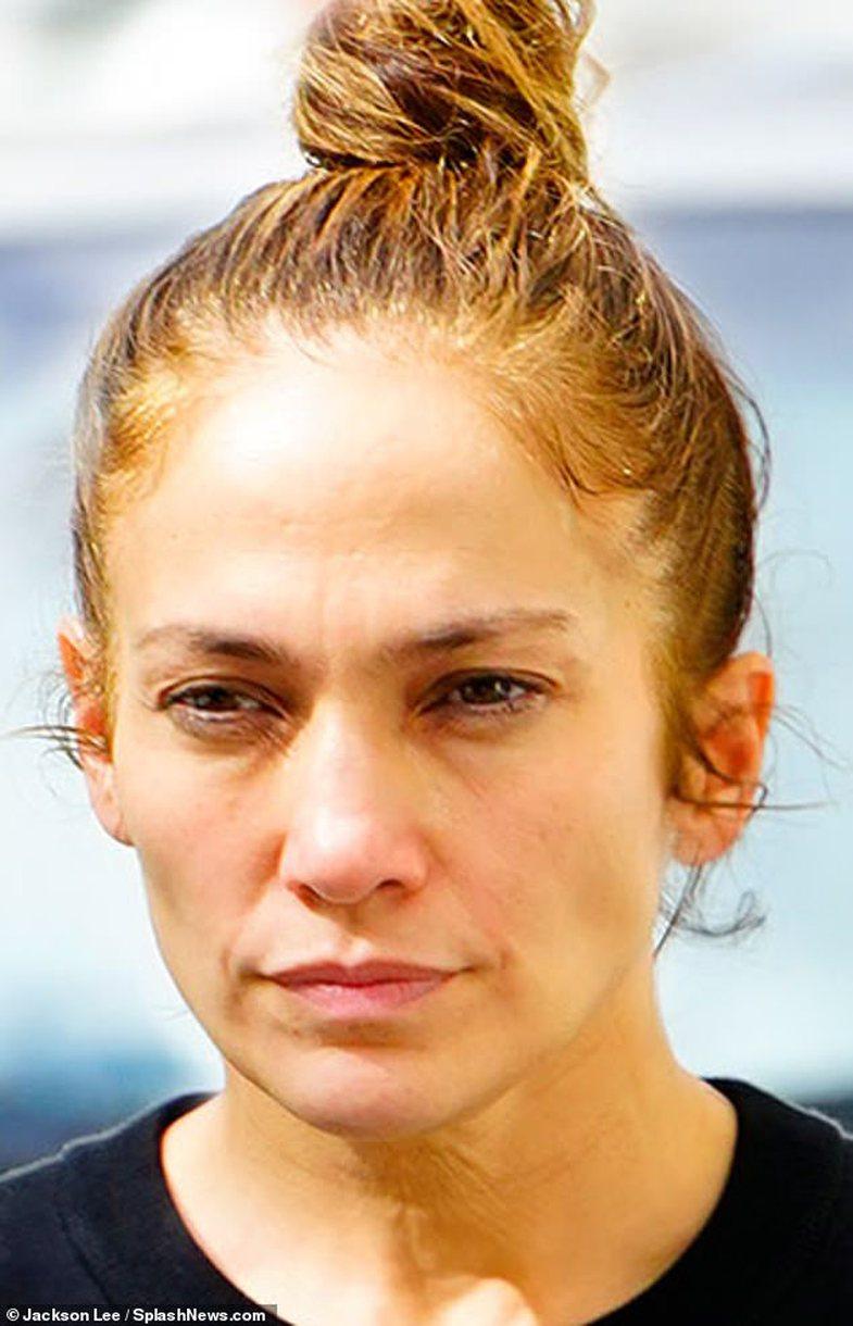 Sot mësuam që Jennifer Lopez ka rrudha