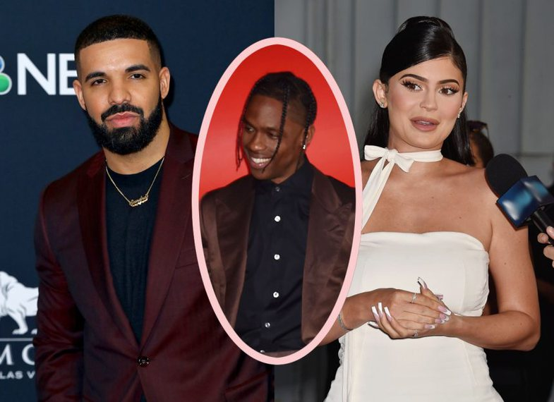 What about Travis, what do you think of Kylie-Drake's romance?