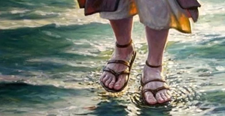 For just $ 3,000 you can walk on blessed water all day