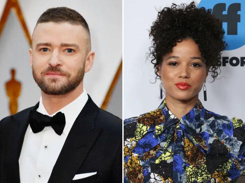 Justin Timberlake kapet mat pa unazë në gisht, dorë për dore