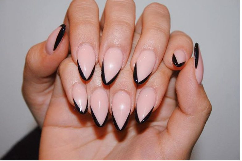 For holiday nails, you can be inspired here
