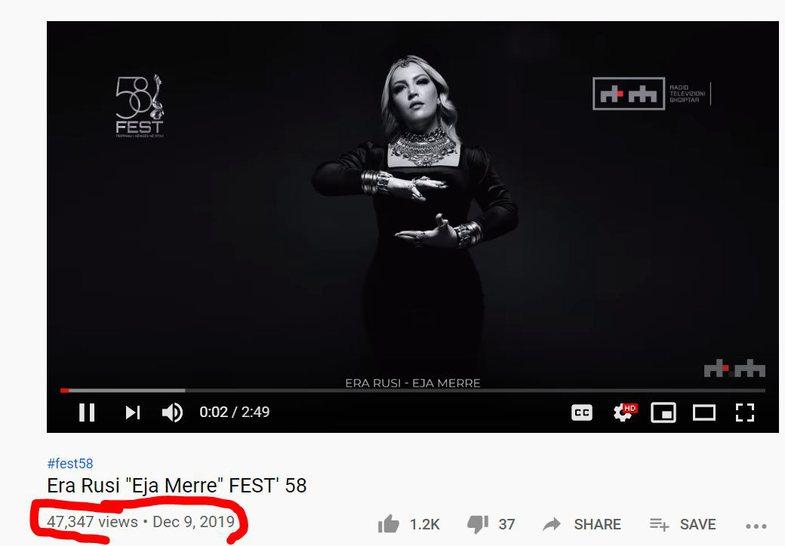 'Festival of Song'