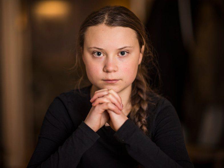 Greta Thunberg shpallet Personazhi i Vitit 2019