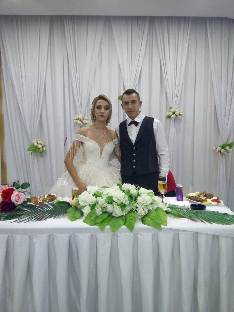 Five days ago they had a wedding: The newlyweds from Librazhd are poisoning
