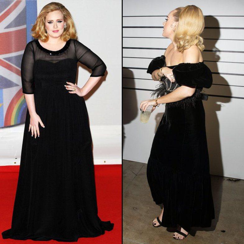 Dobësimi i Adele ka vetëm një sekret
