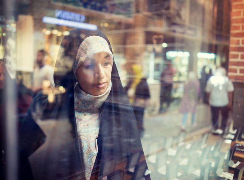 What does a Muslim woman do to lose her virginity before marriage?