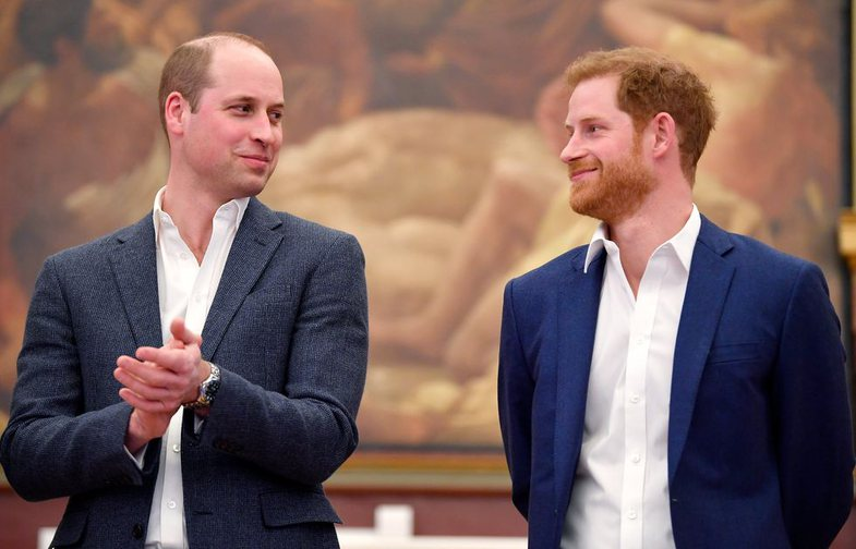 Princ Harry i jep fund sherrit me Princ William