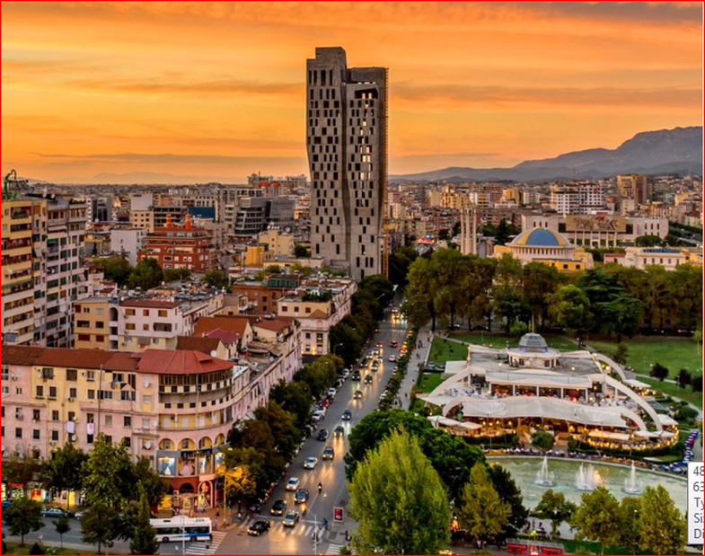 Studimi: Pse ndërtesat nëpër qytet shkaktojnë dhimbje koke