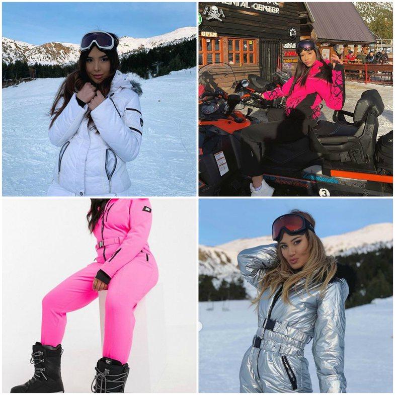 Si të dukesh një yll kur shkon për ski!