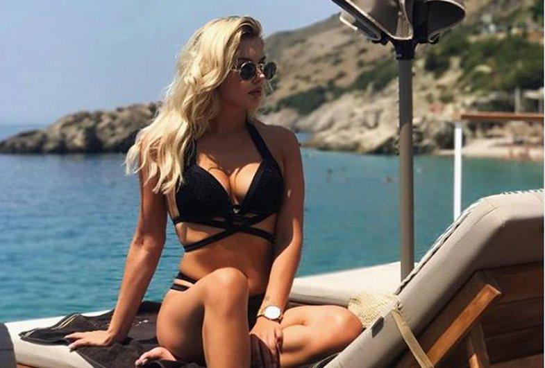 Lamtumirë fotove me bikini në Instagramin e Viola Spiros