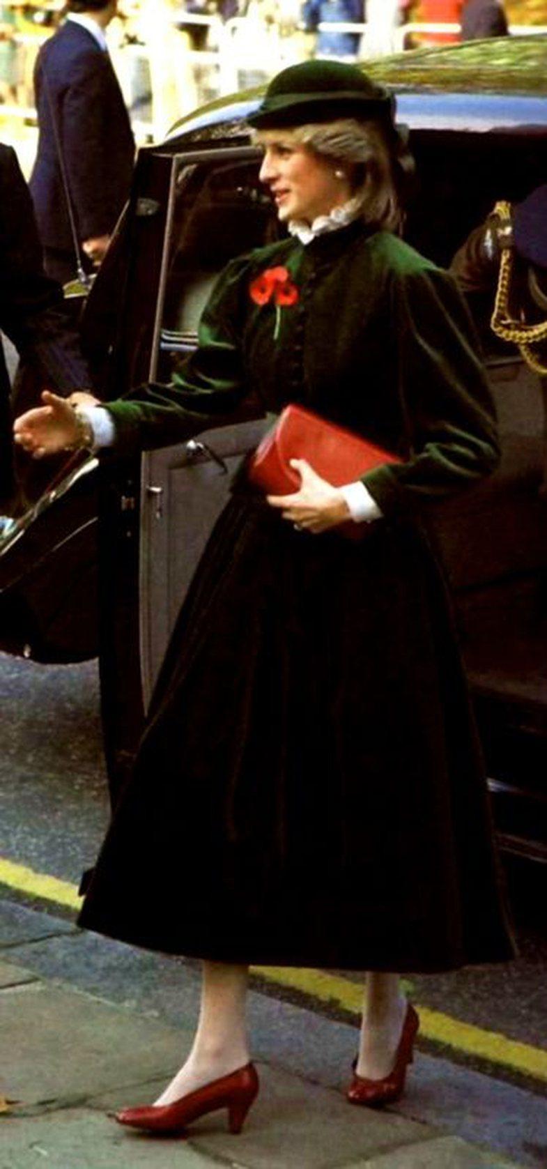 Trendi i preferuar i Lady Diana-s që do të bëjë namin