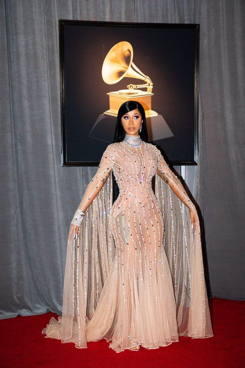 Tapeti i Kuq i Grammy Awards 2020