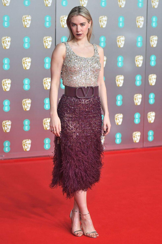 Ç'veshën yjet në Tapetin e Kuq të BAFTA Awards