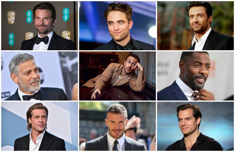 Sipas shkencës, këta janë burrat më të pashëm