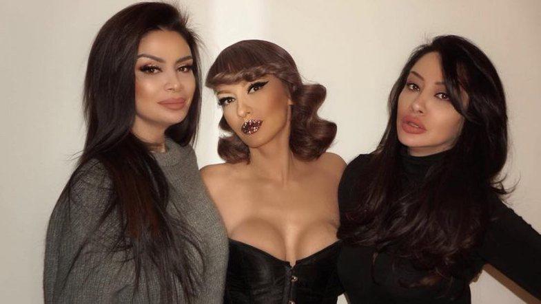 Motrat 'sekrete' të motrave të famshme!