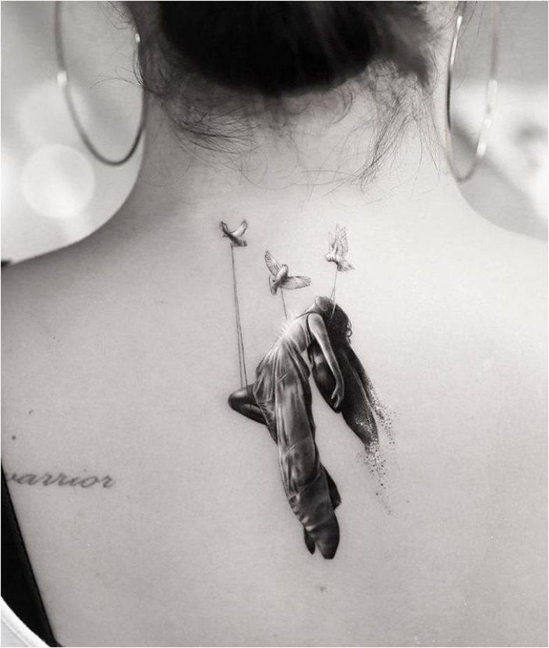 Tatuazhi i Demi Lovato-s është kaq i veçantë