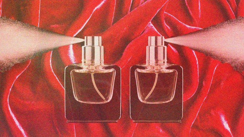 E fshehta pas parfumeve dhe qirinjve me aromë vagine