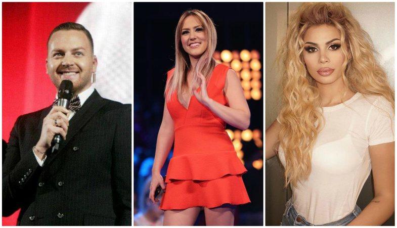 As Ledioni, as Arbana, as Luana: Ja kush do ta prezantojë Big Brother-in