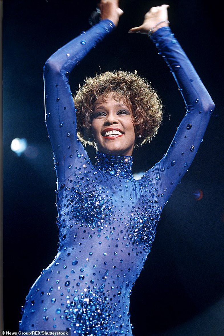 Whitney Houston's holographic concert terrifies people