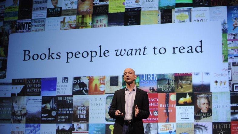 Ky është libri që i ndryshoi jetën Jeff Bezos, njeriut