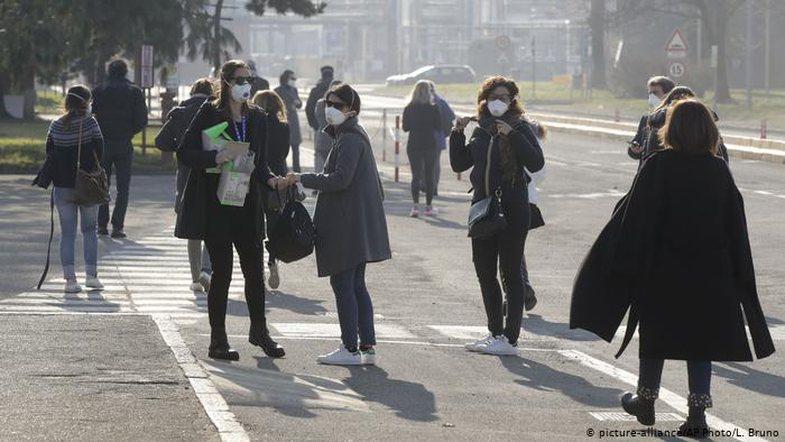 Konfirmohet rasti i parë me koronavirus në Greqi: 38-vjeçarja