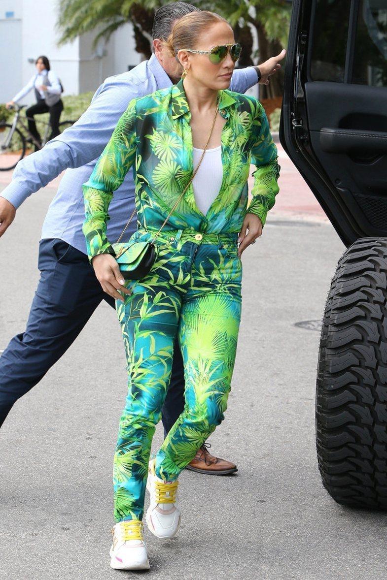 Jennifer Lopez gjen një tjetër mënyrë për të