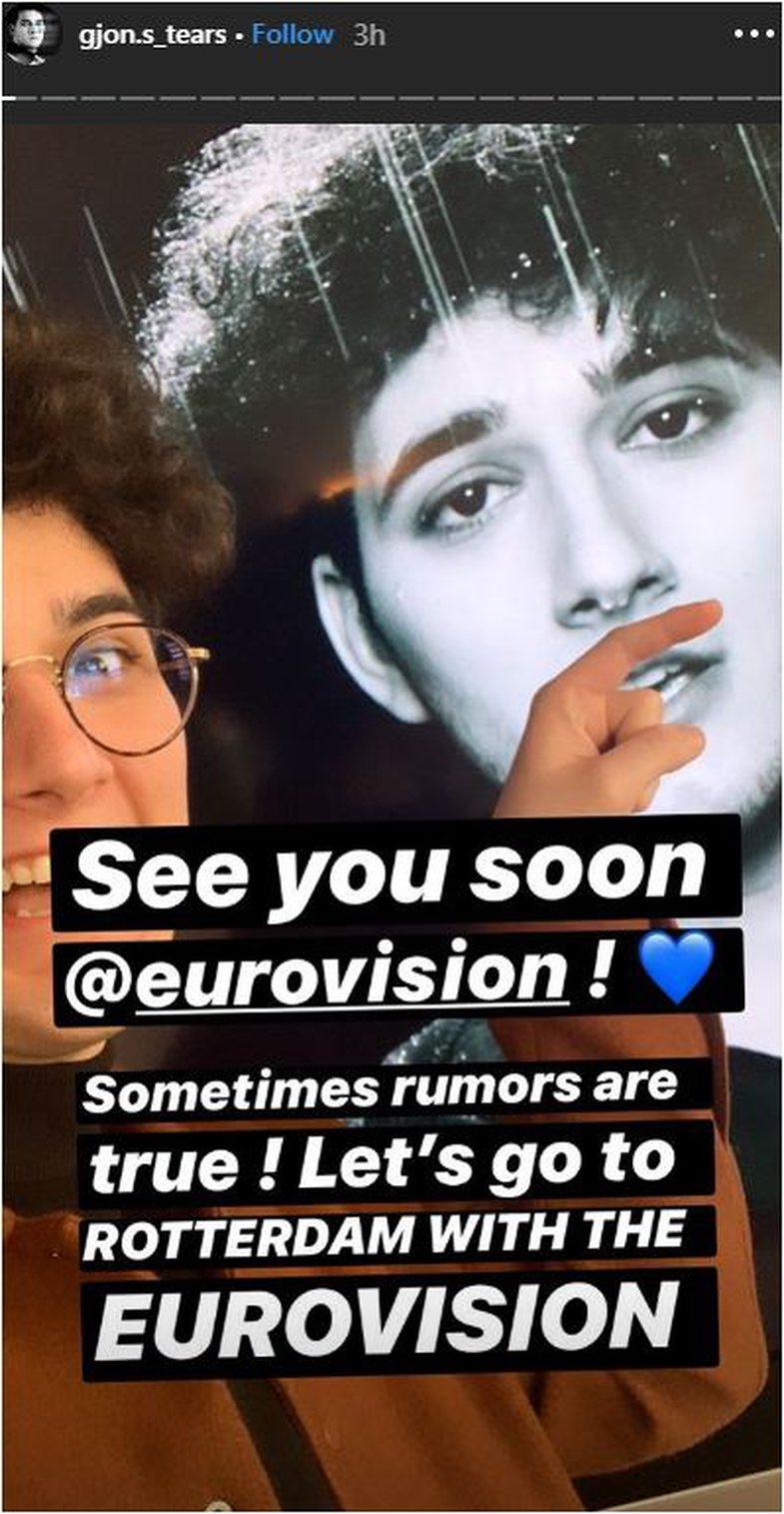 Historia përsëritet: 2 shqiptarë në Eurovision