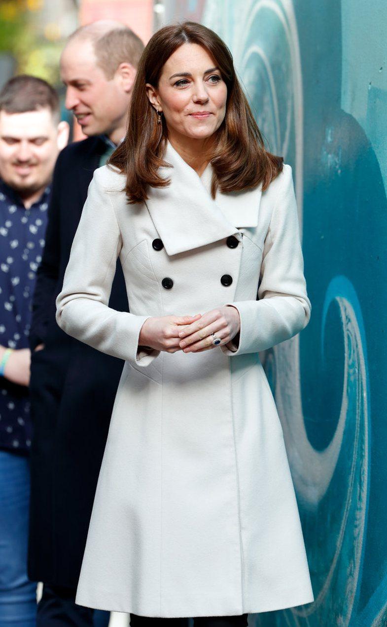 Kate Middleton ka të njëjtën pallto që prej 2008-s
