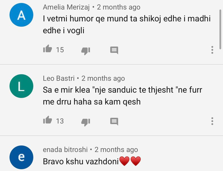 Kjo komedi shqiptare do t'ju argëtojë si familje