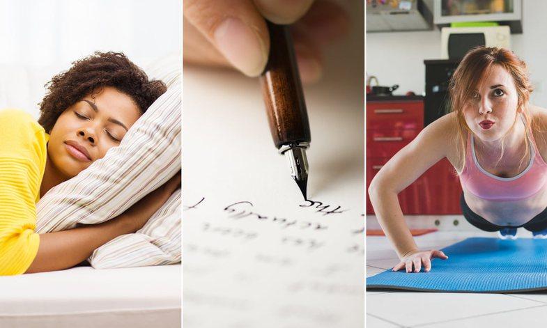 Si të shpëtojmë nga stresi brenda 1 minute, 4 minutash apo 14