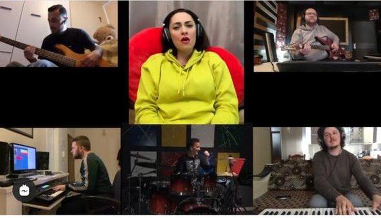 Vazhdojmë me koncertet nga shtëpia: Muzikanti bën bashkë