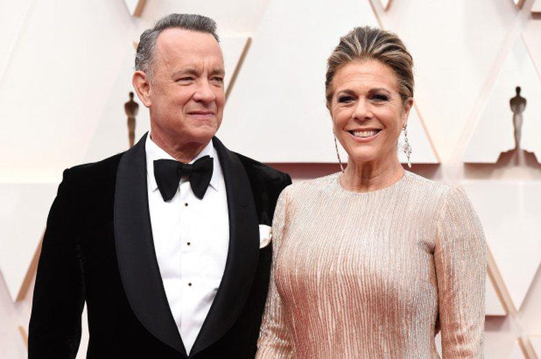 Të shëruar nga koronavirusi, Tom Hanks dhe bashkëshortja kthehen
