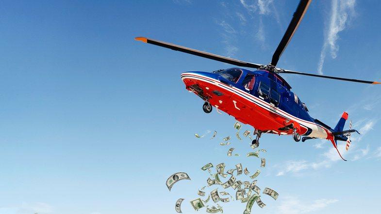 Teoria 'Para me helikopter': Guvernatori sqaron skenarin e fundit
