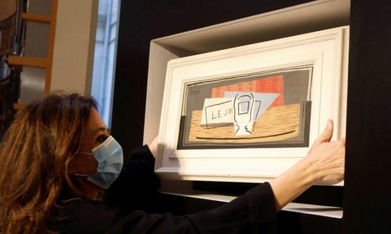 Me 100 euro, kjo grua fitoi pikturën me vlerë €1 milion të