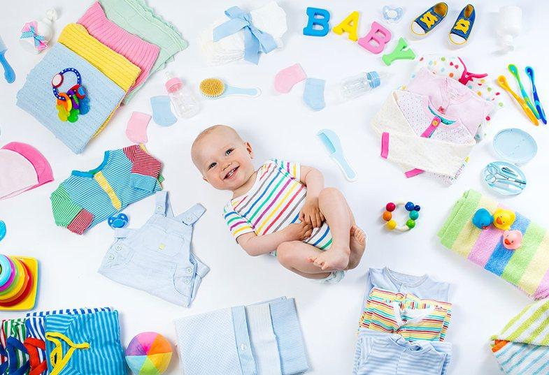 Shpenzim i kotë parash: 8 gjëra për bebe që s'ja vlen