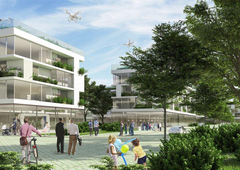 Tiranë: Lagjja e parë në Europë e projektuar për