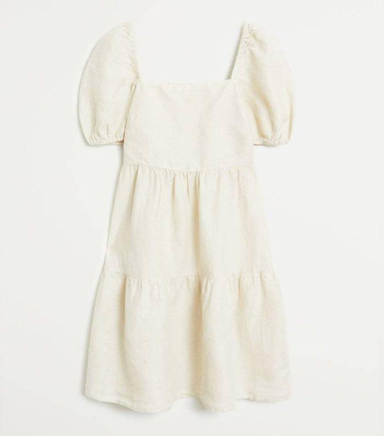 7 fustane lino që do të doni t'i blini në sekondë