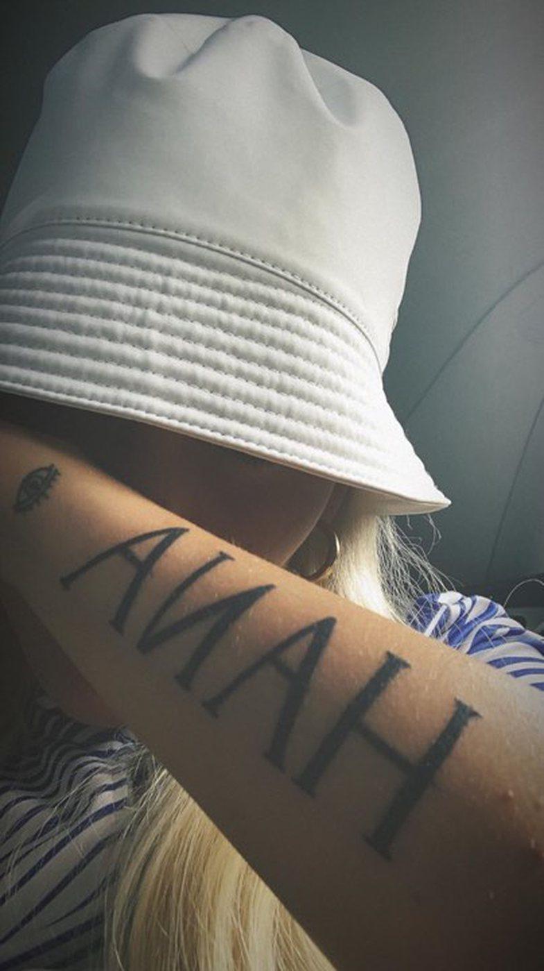 Tatuazhet që VIP-at shqiptarë u dedikuan fëmijëve