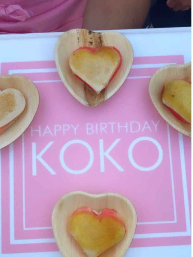 Kylie organizoi një festë ditëlindjeje për Khloe-in dhe
