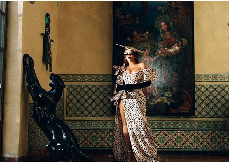 Në albumin e ri, Beyoncé zgjedh sërish dizajnerët