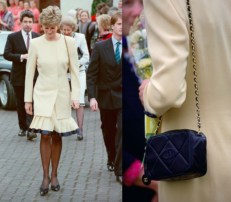 Arsyeja prekëse pse Lady Diana nuk vishej me Chanel pas divorcit