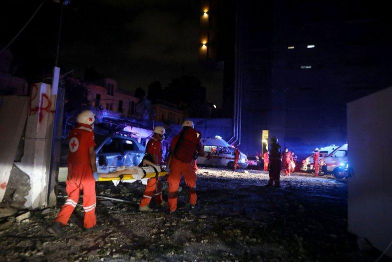 Tragjedia e Bejrutit, sjellë përmes fotove