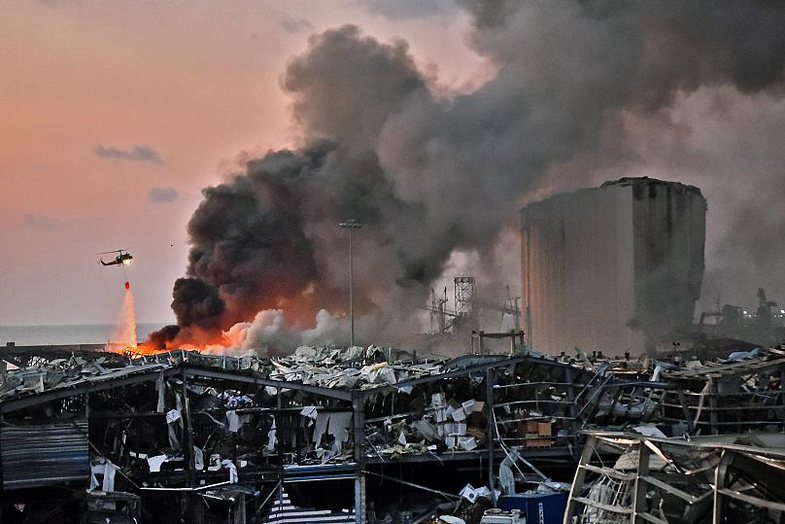 Foto/ Bota në 1 javë: Nga shpërthimi në Bejrut te 75-vjetori