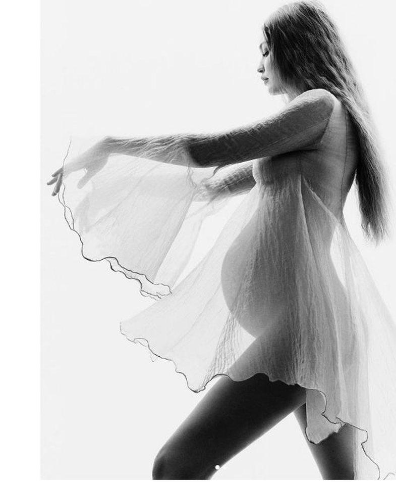 Fotot e reja të Gigi Hadid do t'ju frymëzojnë edhe nëse