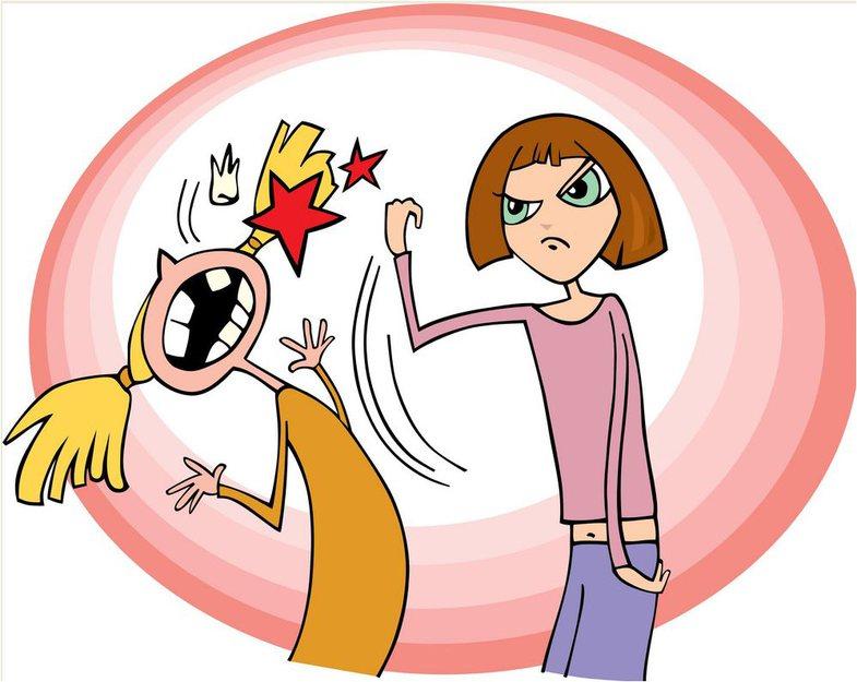 Pse po shohim kaq shumë përleshje fizike mes gocave