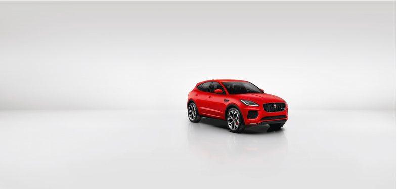 Nëse e ndien si të re, është Jaguar Approved