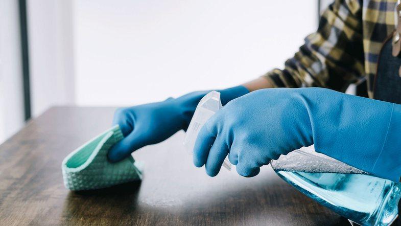 Ndryshimi me pastrimit, dezinfektimit dhe sterilizimit